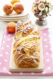 Strudel. Festive and party dessert Stock Image