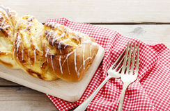 Strudel Stock Photography