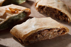 Free Strudel Filling With Green Cabbage Royalty Free Stock Images - 29025399