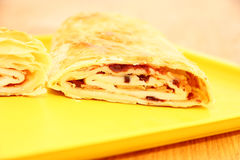 Strudel Royalty Free Stock Images