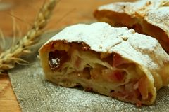 Strudel Royalty Free Stock Image