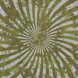 Strudelarmeebeschaffenheit mit dunkler Farbe-, Grüner und Grauerfarbhintergrund-Strudelarmee lizenzfreie abbildung