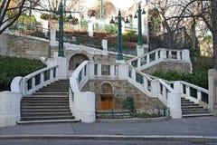 Free Strudlhofstiege An Old Staircase In Vienna Landmark Stock Photography - 175966552