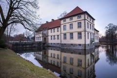 struenkede herne Германия замка стоковые изображения