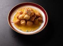 Struffoli Honey Glazed, frit photographie stock libre de droits