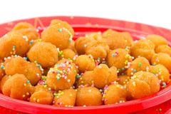 Struffoli Stock Photos