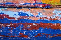 Strugający farbę Kolorowi 2 Zdjęcia Stock