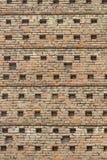 Strujtur - Ziegelsteinmauer Royaltyfri Bild