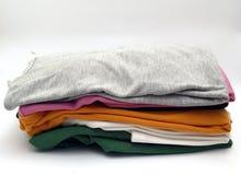 struken kläder Fotografering för Bildbyråer