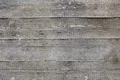 Struktur av träbräden som skrivs ut på betong Fotografering för Bildbyråer