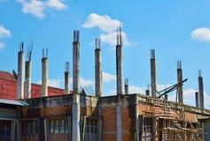 Struktur des Tempels Stockfotos