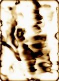 Struktur eines alten Papiers Stockfoto