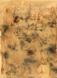 Struktur eines alten Papiers Lizenzfreies Stockfoto