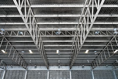 Struktur eines Dachs Lizenzfreies Stockfoto