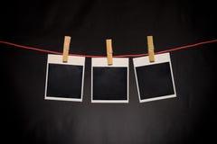 Struktur eines Fotos Stockfotografie