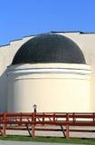 Struktur med en kupol Royaltyfri Bild