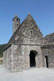 Struktur på Glendalough royaltyfri foto