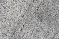 Struktur von grauen Felsen stockbild