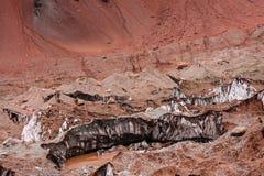 Struktur von Mars Stockfoto
