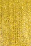 struktura ściana żółty Fotografia Royalty Free