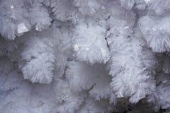 struktura śniegu Obrazy Royalty Free
