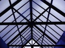 struktura dachowa Obraz Stock