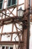 Struktura dom Waiblingen, Niemcy - - II - Zdjęcie Royalty Free