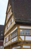 Struktura dom Waiblingen, Niemcy - - VIII - Fotografia Stock