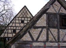 Struktura dom Waiblingen, Niemcy - - XI. - Zdjęcia Stock