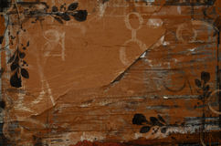 struktura drewniana tło Obrazy Stock