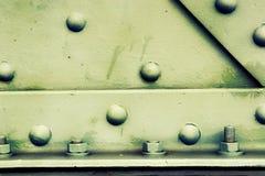 struktura metalowa fotografia stock