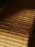 struktura rattan Fotografia Royalty Free