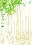 struktura roślin tło Zdjęcia Royalty Free