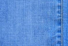 struktura ta marka jeansów Zdjęcie Stock