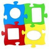 struktura wielo- kolorowych Zdjęcie Royalty Free