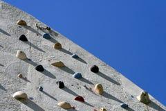 struktura wspinaczkowa Obraz Stock