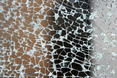 struktura złamana szklana obraz royalty free