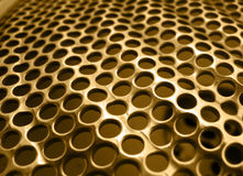 struktura złota metalu