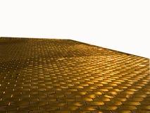 struktura złota Zdjęcia Royalty Free