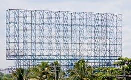 Strukturbråckband för annonsering royaltyfri foto