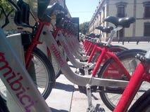 Strukturell purism för cykel arkivfoton