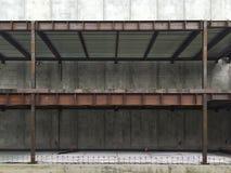 Strukturelle Bucht Lizenzfreies Stockfoto