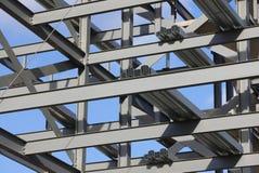 strukturellt stål Royaltyfria Foton