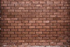 Strukturierte Backsteinmauer Lizenzfreies Stockbild
