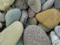 Strukturierte Steine Stockfotografie