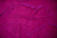 Strukturierter abstrakter Hintergrund des purpurroten Schmutzes für Mehrfachnutzung Lizenzfreies Stockbild