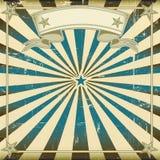 Strukturierter blauer Retro- quadratischer Hintergrund Stockfotos