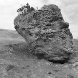 Strukturierter Felsen Lizenzfreie Stockfotografie