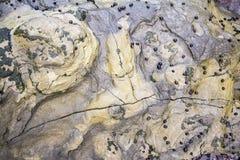 Strukturierter Felsenhintergrund Lizenzfreie Stockbilder