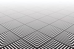 Strukturierter geometrischer Hintergrund Stockbilder